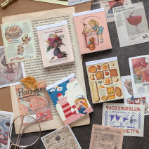 Note book / note paper / N times Paper dyeing no Note
