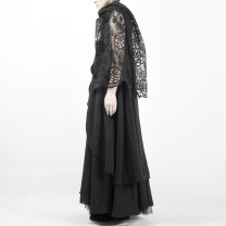 Dress Spring of 2019 Black does not return, does not change Average size 25-29 years old A20190402