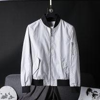 Jacket Ingrid Fashion City Light grey 165/S,170/M,175/L,180/XL,185/2XL standard Other leisure winter D1191 men's jacket