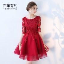 Dress / evening wear Ежедневное назначение праздничной вечеринки Smlxlxxlxxxl Осень 2017 Корейская версия Короткая юбка пачка Средняя талия молния