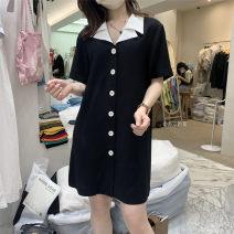 Dress Summer 2021 black Average size (7) - 15 days)