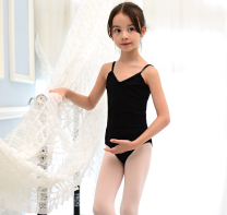 Children's performance clothes Black, pink female Size 5 is 85-95cm, size 7 is 95-103cm, size 9 is 103-113cm, size 11 is 113-123cm, size 13 is 123-133cm, size S is 133-143cm, size M is 143-148cm, size L is 148-158cm, size XL is 158-163cm, size 2XL is 163-170cm Other / other Class A Ballet
