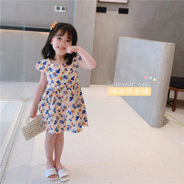 Dress Picture color female Other / other 90cm (size 5), 100cm (size 7), 110cm (size 9), 120cm (size 11), 130cm (size 13) Other 100% summer leisure time Short sleeve other other Splicing style H8153 Class B Three, four, five, six, seven, eight Chinese Mainland Zhejiang Province Huzhou City