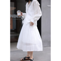 skirt S White (the second batch will be delivered in 17 days)