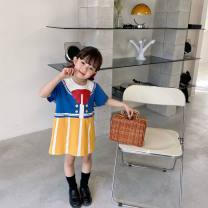Dress Picture color in stock female Other / other 90cm,100cm,110cm,120cm,130cm,140cm Cotton 100% spring and autumn leisure time Skirt / vest Solid color cotton A-line skirt 14, 3, 18, 9, 5, 9, 12, 7, 8, 12, 3, 6, 6, 2, 13, 11, 4, 10 Chinese Mainland