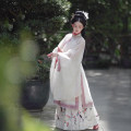 Hanfu 91% (inclusive) - 95% (inclusive) Only one imitation flower bird skirt [packed in bubble bag] XS [pre-sale 45 day delivery], s [pre-sale 45 day delivery], m [pre-sale 45 day delivery], l [pre-sale 45 day delivery], XL [pre-sale 45 day delivery] nylon
