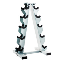 dumbbell Small 5 Pack Black (5.5kg) medium 7 Pack Black (7.5kg) Dumbbell stand Huaxing Dumbbell stand Practice arm muscles One hundred and fifty-four male