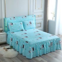 Bed skirt cotton Kitty, puppies, barking team, Lucy rabbit, happy Bono Other / other Cartoon animation Qualified products 15820m