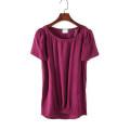 Lace / Chiffon Summer 2020 Purplish red XS,S,M,L