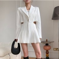 Dress Spring 2021 White dress , Pair with shorts S,M,L More than 95% other other