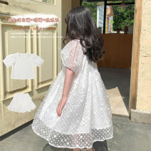 Dress Dress, skirt, baby shirt female Other / other 90, 100, 110, 120, 130, 140 Other 100% summer Korean version Dot other other Class B 2 years old, 3 years old, 4 years old, 5 years old, 6 years old, 7 years old Chinese Mainland