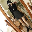 skirt Autumn 2020 S, M Black, dark grey