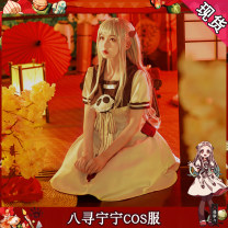 Cosplay women's wear suit goods in stock Over 14 years old comic M Star River animation Japan Lovely style, Maid Dress, campus style Land bound young prince huazijun Dijie youth huazi JUNBA search Ning cos clothes