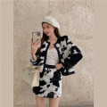 Fashion suit Winter 2020 S,M,L Jacket, top, skirt 18-25 years old 30% and below polyester fiber