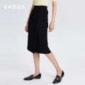 skirt Spring 2021 black Mid length dress grace Natural waist Pleated skirt Solid color Type A 25-29 years old 51% (inclusive) - 70% (inclusive) other Erdos / Ordos Viscose Viscose (viscose) 63% polyamide (nylon) 37% Same model in shopping mall (sold online and offline)