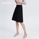 skirt Spring 2021 155/60A/XS 155/64A/S 160/68A/M 165/72A/L 170/76A/XL 175/80A/XXL Black Navy Mid length dress commute Natural waist A-line skirt Decor Type A 25-29 years old E215M0021 51% (inclusive) - 70% (inclusive) Erdos / Ordos nylon Simplicity