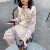 Fashion suit Spring 2021 S,M,L,XL Vest + dress 81% (inclusive) - 90% (inclusive)