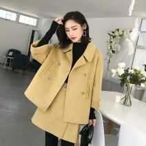 Fashion suit Winter of 2019 25-35 years old MC 51% (inclusive) - 70% (inclusive) wool