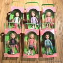 Doll / accessories parts 3 years old, 4 years old, 5 years old, 6 years old, 7 years old and 8 years old Other / other China Mini Doll 1 little Emma 2 little Nina 3 little Eva 4 little Krissy 5 little Viola 6 little Charlotte ≪ 14 years old Mini Doll