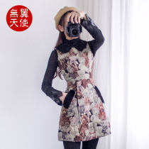 Dress Spring of 2018 Picture color S M L Short skirt singleton  middle-waisted Cartoon animation Type A
