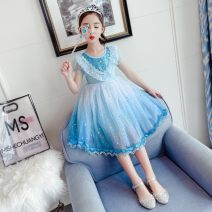 Dress blue female Other / other 110cm,120cm,130cm,140cm,150cm,160cm Other 100% No season Sweet Long sleeves Cartoon animation Bamboo fiber A-line skirt Class B 7, 8, 14, 3, 6, 13, 11, 5, 4, 10, 9, 12, 2 Chinese Mainland Guangdong Province Shantou City