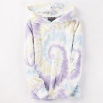 Sweater / sweater Winter 2020 1 picture color XS,S,M,L,XL Long sleeves routine Socket singleton  routine Hood easy commute routine Under 17 31% (inclusive) - 50% (inclusive) World works Korean version printing