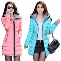 Cotton padded clothes Winter 2016 Other / other have more cash than can be accounted for Long sleeve Medium length gloves M,L,XL,XXL,XXXL,4xl White, yellow, pink, red, black, sky blue, rose red, Navy, wine red, dark green