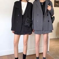Fashion suit Autumn of 2019 S,M,L 18-25 years old 71% (inclusive) - 80% (inclusive) polyester fiber