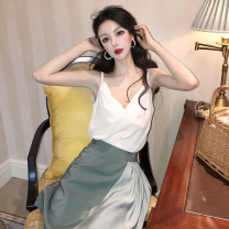 Fashion suit Summer 2021 S. M, l, average size 18-25 years old Other / other 31% (inclusive) - 50% (inclusive) polyester fiber