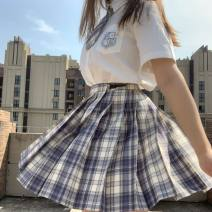 student uniforms Summer 2021 XS,S,M,L,XL,XXL Short sleeve solar system skirt 18-25 years old JK other JK Uniform suit 96% and above