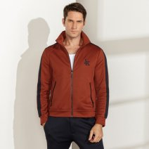 Sports jacket / jacket Other / other male 46(165/84A),48(170/88A),50(175/92A),52(180/96A),54(185/100A),56(185/104A) Coat - orange, coat - Black - 18917838a-50, coat - dark blue - 18918016a-37 two hundred and ninety-eight stand collar zipper Quick drying and ventilation Lapel