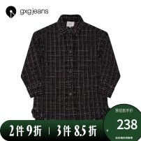 short coat Winter 2020 M, L Decor Long sleeves routine routine singleton  easy Single breasted Other / other JY221398G