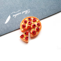 Other DIY accessories Other accessories other 0.01-0.99 yuan 1. Large split pizza 2. Small triangle pizza brand new Fresh out of the oven Summer of 2018