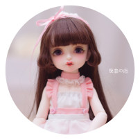 BJD doll zone suit 1/6 Over 14 years old Customized Pink Black Nocturne Restaurant Big six material package