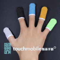 Touch screen gloves Finger core mobile game