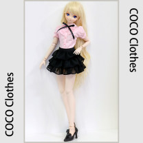 BJD doll zone a doll 1/3 Over 14 years old goods in stock Lace shirt, cake skirt, pure handmade, production period of about 3 days, if you need wholesale, please click the owner to talk about Cortindoll / cortin 4 points