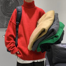 T-shirt / sweater Zijun Youth fashion Red, gray, green, black, khaki, yellow, white, > Click to view size < (select color in front) M,L,XL,2XL routine Socket Crew neck Long sleeves autumn easy 2020 leisure time like a breath of fresh air youth routine Solid color No iron treatment