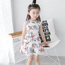 Dress Decor female Other / other 110cm, 120cm, 130cm, 140cm, 150cm, 160cm, the size is too small, it is recommended to be one size larger Other 100% summer ethnic style Skirt / vest Broken flowers cotton Splicing style D70613 Five, six, seven, eight, nine, ten, eleven, twelve, thirteen, fourteen