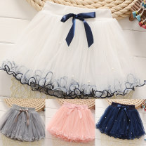 skirt Other / other female Polyester 86% cotton 14% No season skirt Korean version Solid color other nylon Class B