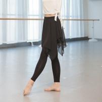 Aerobics lower garment Black nine (thin), black seven (thin), black nine (medium) S,M,L,XL,XXL Art of autumn female 1697 1697-1