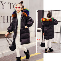 Cotton padded jacket Rain and stars black Adult s size adult M size 100cm 110cm 120cm 130cm 140cm 150cm 160cm No detachable cap Cotton 96% and above female thickening Zipper shirt Korean version There are models in the real shooting Solid color other Class B other Other 100% Cotton liner 20807M