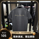 Polo shirt Peace angelbird Fashion City routine grey S,M,L,XL,2XL Self cultivation Other leisure summer Short sleeve B1DBB2217 Business Casual routine teenagers 2021 Embroidery