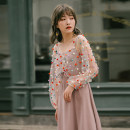 Fashion suit Summer of 2019 S,M,L Bean paste powder dress, seven color coat 18-25 years old Other / other 90392/90391 51% (inclusive) - 70% (inclusive)