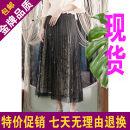skirt Summer of 2019 160/66A 5,165/70A 6,170/74A 7 Real color Mid length dress Versatile VSBQK20100