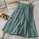 skirt Autumn 2020 Average size 1 # black, 1 # brown, 2 # blue, 2 # green, 2 light pink, 2 # pink, 2 # cyan, 3 # blue, 3 # Dark Khaki Mid length dress 18-24 years old A279751 30% and below other other