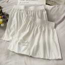 skirt Autumn 2020 Average size White split, white hole Short skirt 18-24 years old A279687 30% and below other other