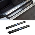 Body / window trim AUTO CLOVER Two pack without light two pack with light automobile Threshold bar