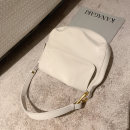 Bag The single shoulder bag PC Small square bag South wind brand new European and American fashion leisure time soft no One shoulder cross Yes youth Horizontal square inside pocket with a zipper