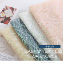Fabric / fabric / handmade DIY fabric Netting White, grey, champagne, light meat powder Loose shear rice stripe other clothing Europe and America Guangdong Province Guangzhou City Chinese Mainland