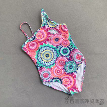 Bathing suit Polyamide fiber (nylon) 86% polyurethane elastic fiber (spandex) 14% Other / other female Children's one piece swimsuit
